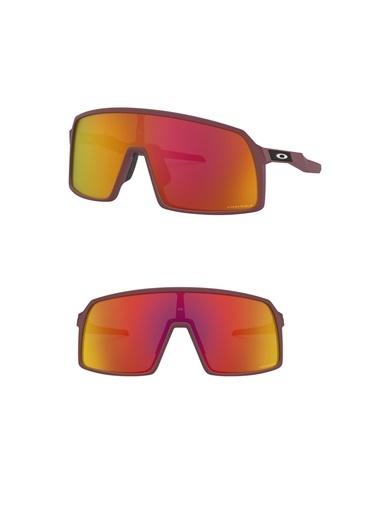 Oakley Oakley Sutro Prizm Ruby 94060237 Bordo  Bordo